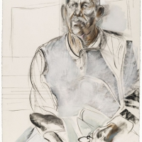 Portrait of Paul Wonner